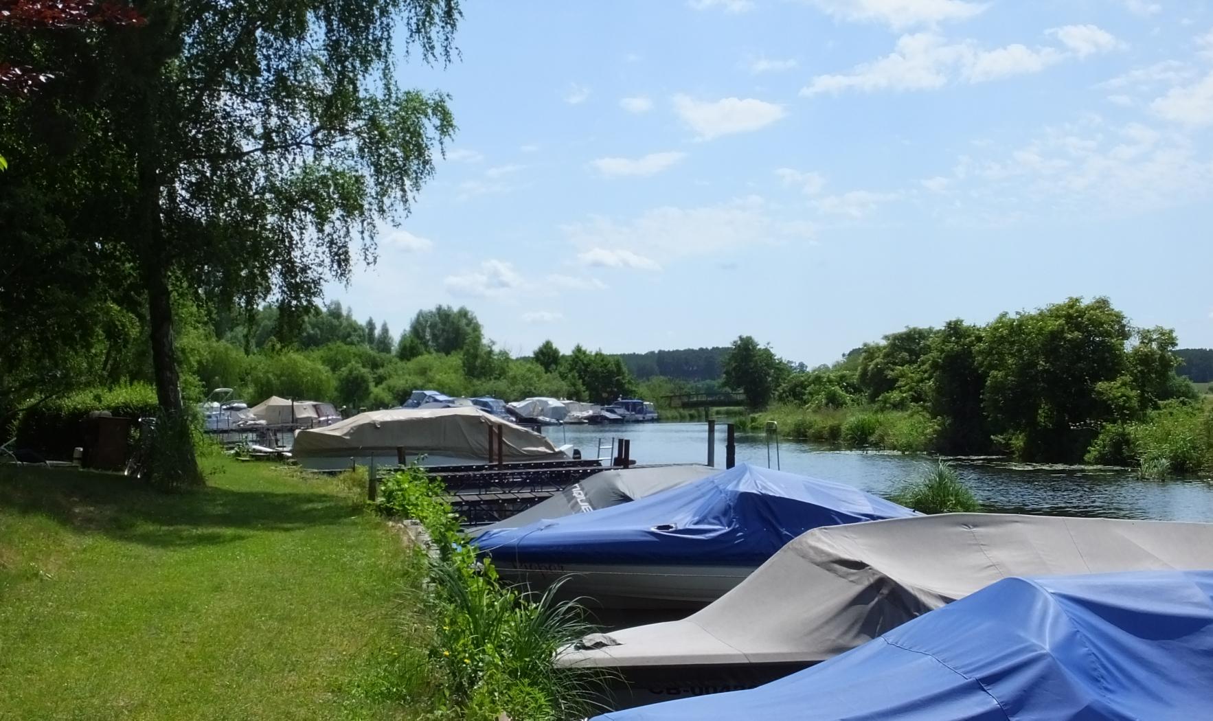 MYWSC Schwielochsee - Sportboothafen